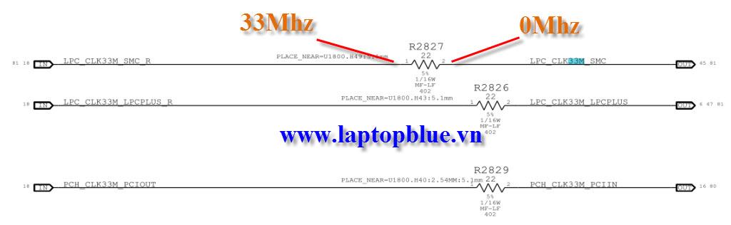sua macbook pro A1278 khong len hinh (33M)