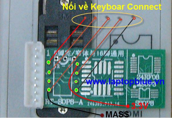 Cài đặt và sử dụng máy chép ROM RT809F mới nhất - Dạy sửa laptop