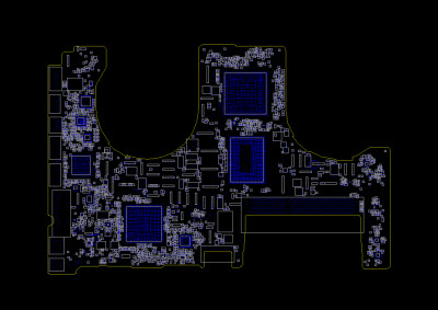 MAcbook Pro A1286 K91F 820-2915 rB BoardView - Dạy sửa laptop trực